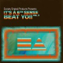 It's A 6th Sense Beat Yo! (Vol. 2) mixtape cover art