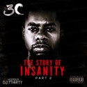 3C SOI - The Story Of Insanity 2 mixtape cover art