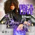 Drea Love - The Warm Up mixtape cover art