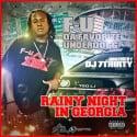 F-U Da Favorite Underdogg - Rainy Night In Georgia mixtape cover art