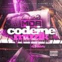MDB - Codeine Muzik mixtape cover art