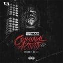 Big Shaad - Criminal Activity EP mixtape cover art