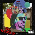 Bigg OC - OC World mixtape cover art