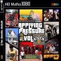 HD Mafia - Applying Pressure mixtape cover art