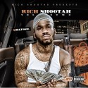 Q Da Fool - Rich Shootah 2 mixtape cover art