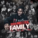 Rich Shoota Family mixtape cover art