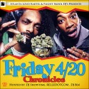 4.20 Chronicles mixtape cover art
