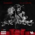 44 OakBoy - Trap Addict mixtape cover art