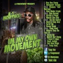 A1 Moufpiece - I'm My Own Movement mixtape cover art