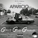 Aparicio - Ghostly Godly Gradually mixtape cover art