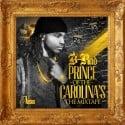B-Rad - Prince Of The Carolinaz mixtape cover art