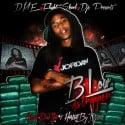 B Low Da Trappa - Above Da Rim mixtape cover art