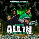 Babie Daddy Fetti - 448 Str8 All In mixtape cover art