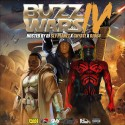 Buzz Wars 4 mixtape cover art
