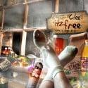 C Lee - Itz Free mixtape cover art