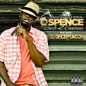 C Spence - Back 2 Business mixtape cover art