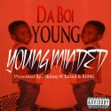 Da Boi Young - Young Minded mixtape cover art