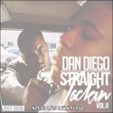 Dan Diego - Straight Jackin 2 mixtape cover art