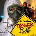 Danger Zone 2 mixtape cover art