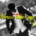 Dee Jackson - Fortune Over Fame mixtape cover art