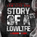 Drizzi Dra - Story Of A Lowlife mixtape cover art