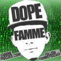 Famme Frasier - D.O.P.E. mixtape cover art