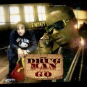 GQ - Drug Man Documentry mixtape cover art