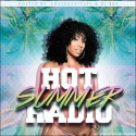 Hot Summer Radio mixtape cover art