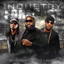 Industry Forecast mixtape cover art