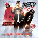 Industry Nitemares 2 (Hosted By Mac Sosa, L Streetz & Prince Hypno) mixtape cover art