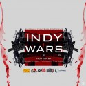 Indy Wars 2 mixtape cover art