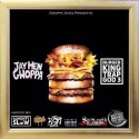Jay Hen Gwoppa - Burger King Trap God 3 mixtape cover art