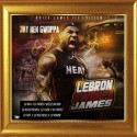 Jay Hen Gwoppa - Lebron Gwoppa James mixtape cover art