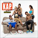KAP -#KAPfe mixtape cover art