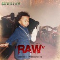 $krillah - Raw mixtape cover art