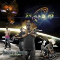 Looney Goonz Sak Crew - Space Jams mixtape cover art