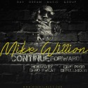 Mike Willion - Continue Forward mixtape cover art