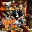 OG Block - I Want In Too (Hoe Ass Niggaz Last Supper) mixtape cover art