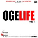 OGE Boyz - #OGELIFE mixtape cover art
