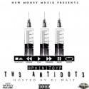 Phinito YP - Th3 Antidot3 mixtape cover art