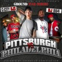 Pittsburgh Vs. Philadelphia mixtape cover art