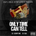 $plurgeBeatz - Only Time Can Tell mixtape cover art