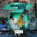 Realest On The Rize 13 (Hosted By GIN) mixtape cover art