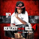 Realest On The Rize 4 (Hosted By B Low Da Trappa) mixtape cover art