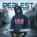 Realest On The Rize 9 (Hosted By J Ward) mixtape cover art