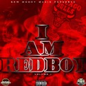 Redboy - I Am Redboy mixtape cover art