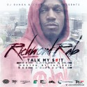 Richmond Rab - Talk My $#!t mixtape cover art