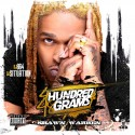 Shawn Warren - 4Hundred & 48Grams mixtape cover art