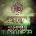 Snypa B - Turbo Diesel mixtape cover art