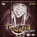 Streets Most Wanted 3 (Hosted By Haitian Fresh) mixtape cover art
